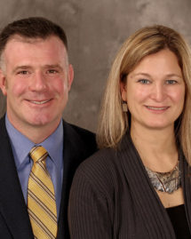 Dan and Leandra Wood selling homes in Kalamazoo county